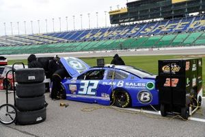 Corey LaJoie, Go FAS Racing, Ford Mustang Plan B Sales Foundation