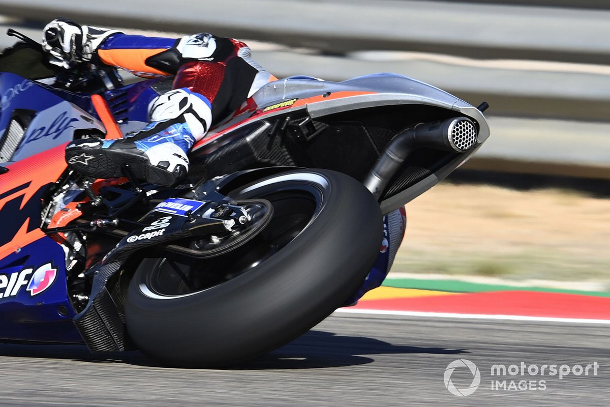 Miguel Oliveira, Red Bull KTM Tech 3 detail