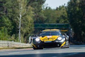#89 Team Project 1 - Porsche 911 RSR: Steve Brooks, Benoît Frétin, Bruno Frétin
