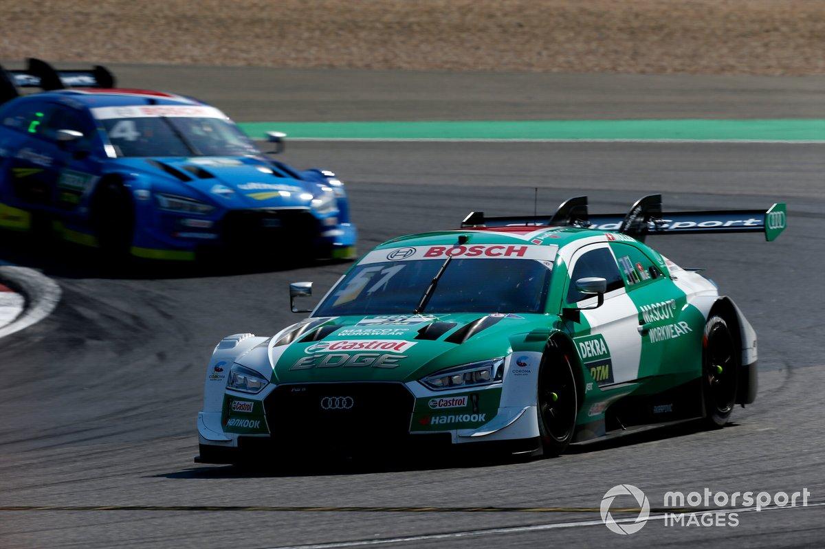 In der Teammeisterschaft belegten 2019 und 2020 die drei Audi-Teams Abt, Phoenix und Rosberg jeweils die ersten drei Plätze - drei Teams eines Herstellers auf den ersten drei Plätzen hatte es in der DTM davor zuletzt in der Saison 2001 gegeben.