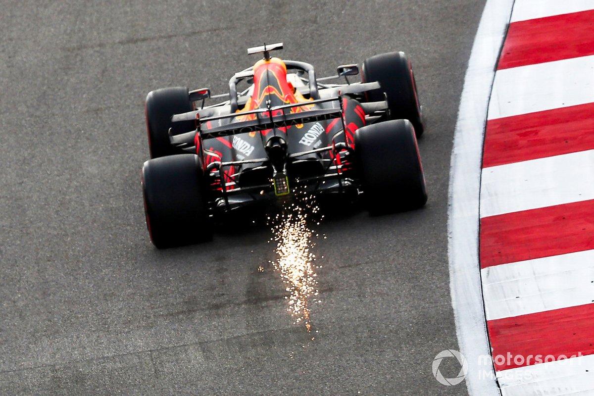 GP de Russie - Max Verstappen (Red Bull)