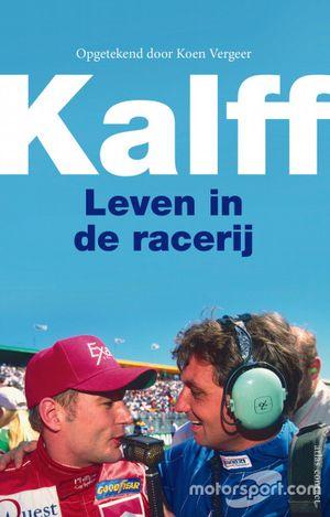 Cover van het boek 'Kalff. Leven in de racerij'