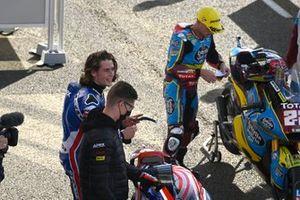 Polesitter Joe Roberts, American Racing, 2. Sam Lowes, Marc VDS Racing