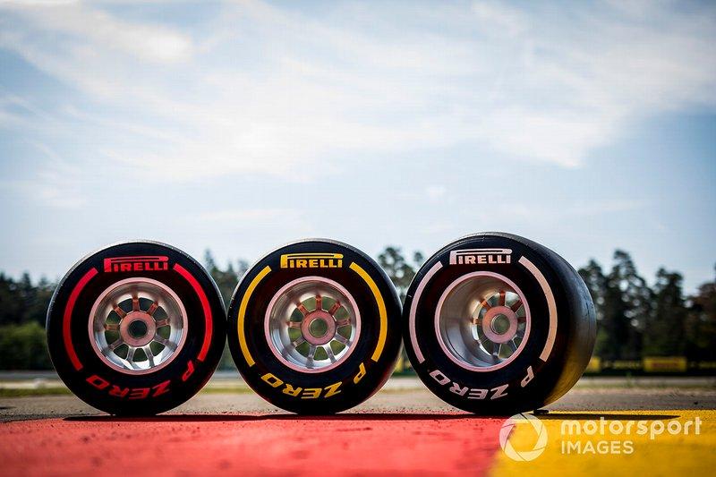 Decisión de última hora de Pirelli para 2020