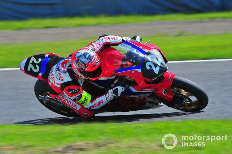 Andi Gilang, Honda Asia-Dream Racing with SHOWA