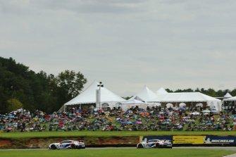 #25 BMW Team RLL BMW M8 GTE, GTLM: Tom Blomqvist, Connor De Phillippi, #24 BMW Team RLL BMW M8 GTE, GTLM: Jesse Krohn, John Edwards