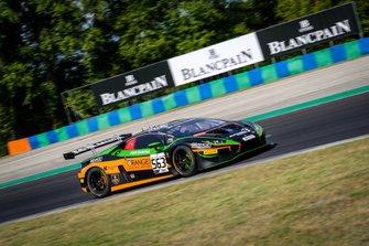 #563 Orange 1 FFF Racing Team Lamborghini Huracan GT3 Evo: Andrea Caldarelli, Marco Mapelli