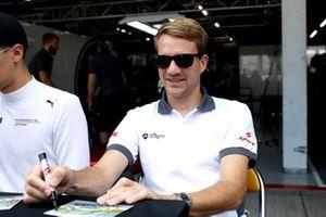 #912 Absolute Racing Porsche 911 GT3 R: Dirk Werner