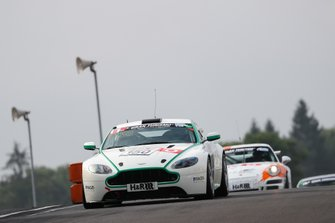 #150 Aston Martin Vantage V8: Erik Manning, Alexander West