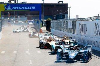 Gary Paffett, HWA Racelab, VFE-05 Mitch Evans, Panasonic Jaguar Racing, Jaguar I-Type 3, Jean-Eric Vergne, DS TECHEETAH, DS E-Tense FE19
