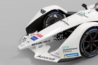 Venturi Racing Formula E teaser