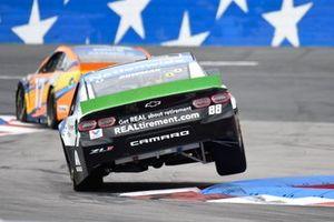 Ricky Stenhouse Jr., Roush Fenway Racing, Ford Mustang SunnyD, Alex Bowman, Hendrick Motorsports, Chevrolet Camaro Nationwide Retirement Plans