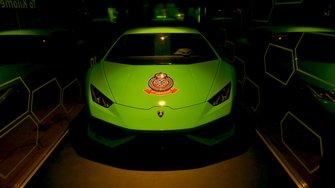 Bburago Lamborghini Hurácan