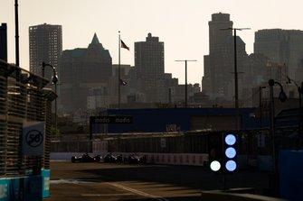 Jean-Eric Vergne, DS TECHEETAH, DS E-Tense FE19, Antonio Felix da Costa, BMW I Andretti Motorsports, BMW iFE.18, Felipe Massa, Venturi Formula E, Venturi VFE05