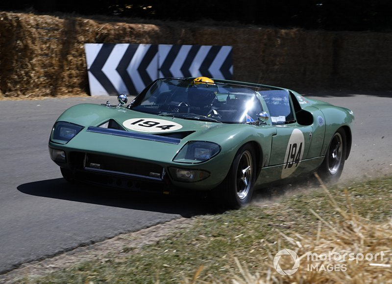 Ford GT40 Andrew Newall