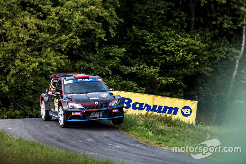 А россияне выступали в WRC?