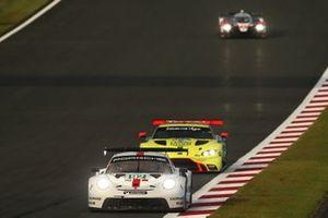 #92 Porsche GT Team Porsche 911 RSR: Michael Christensen, Kevin Estre,