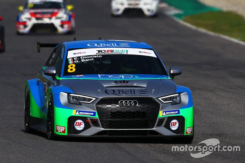 Ermanno Dionisio, Giacomo Barri, BF Motorsport, Audi RS 3 LMS TCR