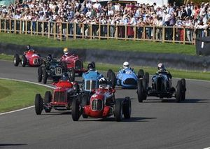Goodwood Trophy Ewan Sergison Maserati