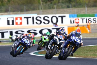 Jules Cluzel, GMT94 Yamaha, Ayrton Badovini, Pedercini Racing