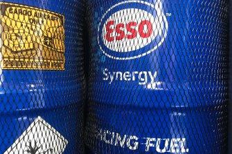 Liquido dell'ExxonMobil