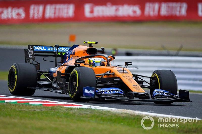 10º Lando Norris, McLaren MCL34 (1:29.358)