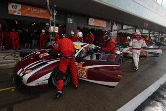 #62 Red River Sport Ferrari 488 GTE EVO: Bonamy Grimes, Johnny Mowlem, Charles Hollings