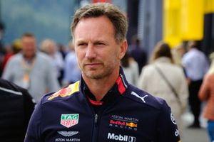 Christian Horner, Director Red Bull Racing