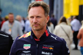 Christian Horner, Director Red Bull Racing