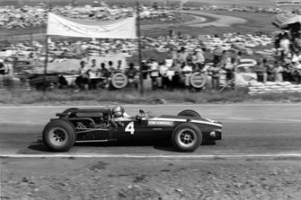 Pedro Rodriguez. Cooper T81-Maserati