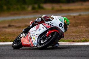 Mohammed Mikail, Honda NSF 250