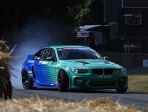 Джеймс Дин, BMW E23 M3