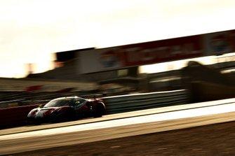 Давиде Ригон и Мигель Молина, AF Corse, Ferrari 488 GTE Evo (№71)