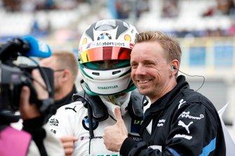 Polesitter Marco Wittmann, BMW Team RMG