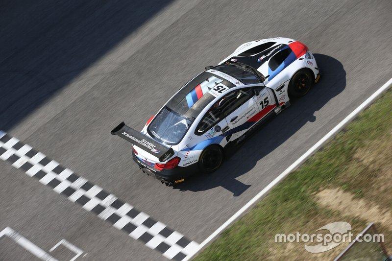 #15 BMW M6 GT3 PRO, BMW Team Italia: Comandini-Johansson