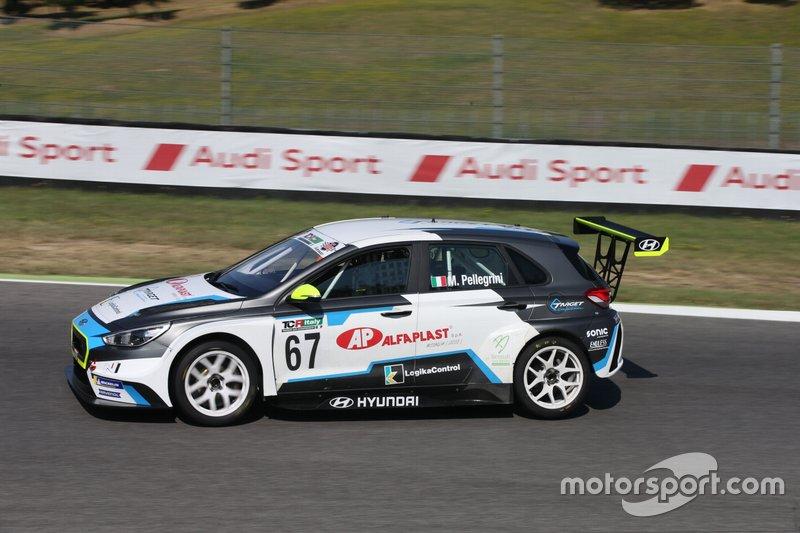 Marco Pellegrini Anatrella, Target Competition, Hyundai i30 N TCR
