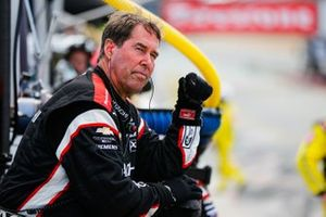 Josef Newgarden, Equipo Penske Chevrolet, miembros de la tripulación