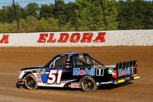 Christian Eckes, Kyle Busch Motorsports, Toyota Tundra Mobil 1