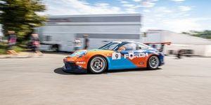 Jaap van Lagen, Porsche 911 GT3 Cup