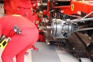 Ferrari SF90, brake