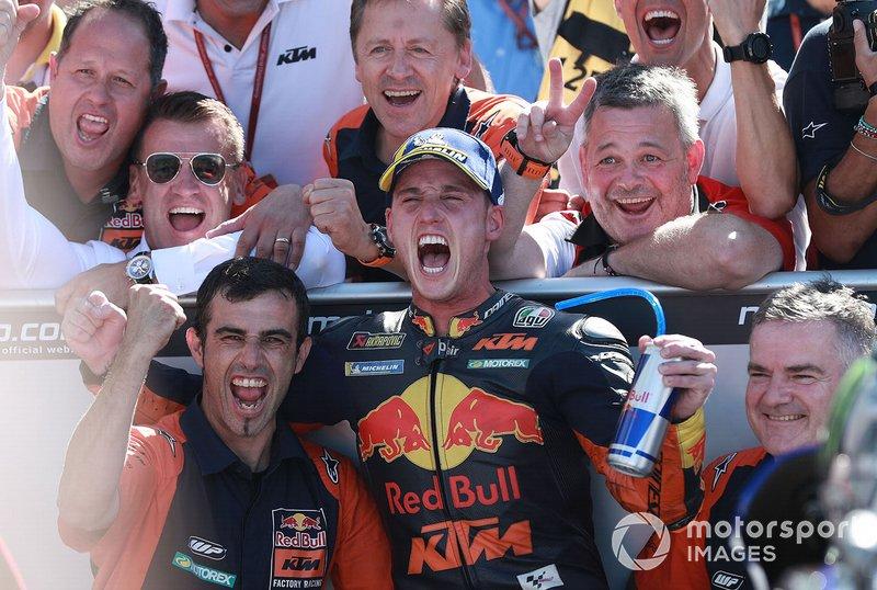 Segundo Pol Espargaró, Red Bull KTM Factory Racing
