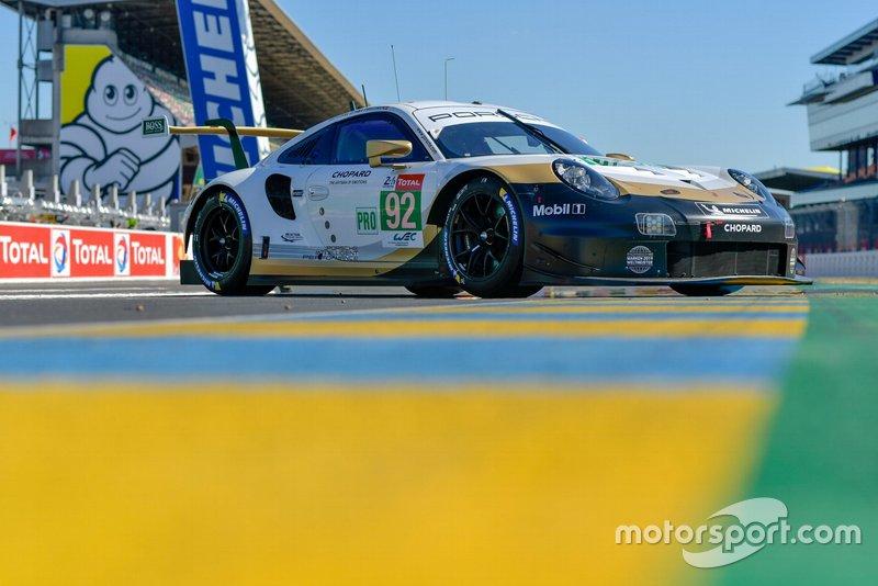 Porsche GT Team #91 et #92 (LMGTE Pro)