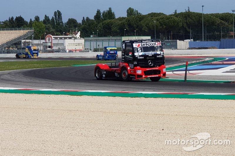 Norbert Kiss, Tankpool24 Racing