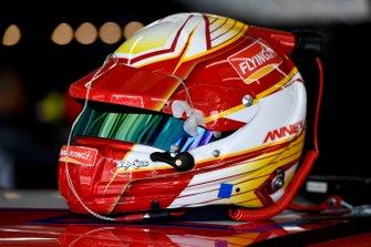Michael Annett, JR Motorsports, Chevrolet Camaro Chevrolet Pilot Flying J helmet