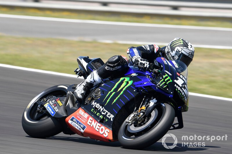 Maverick Maverick Vinales, Yamaha Factory Racing