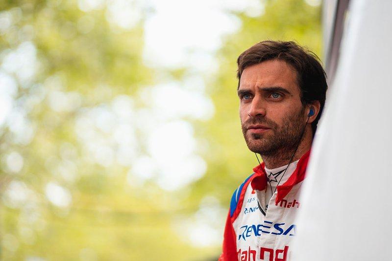 Jérôme d'Ambrosio, sigue en Mahindra Racing
