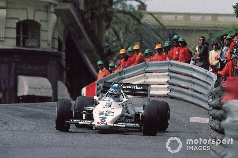 Кеке Росберг, Williams FW08C Ford