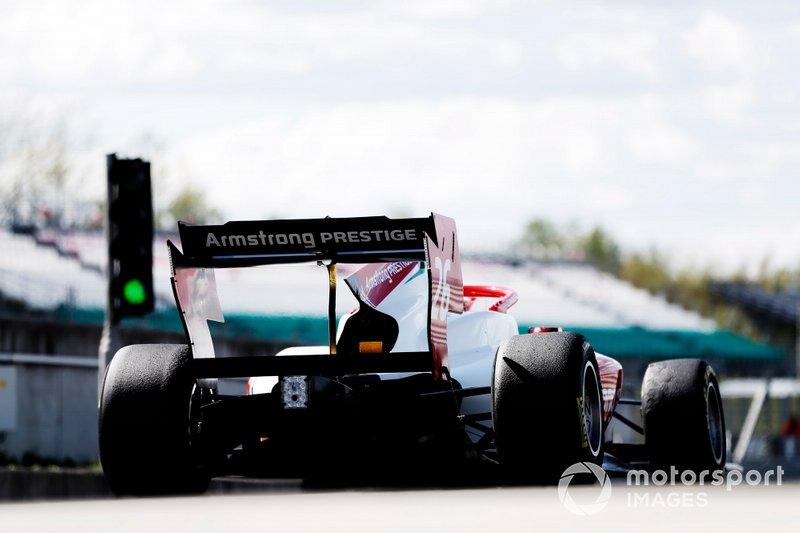 №26. Маркус Армстронг (Новая Зеладния, 18 лет), Prema Racing