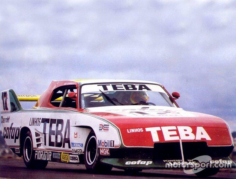 1989 - Ingo Hoffmann (3) - Chevrolet Opala