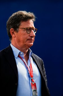 Louis C. Camilleri, CEO of Philip Morris International